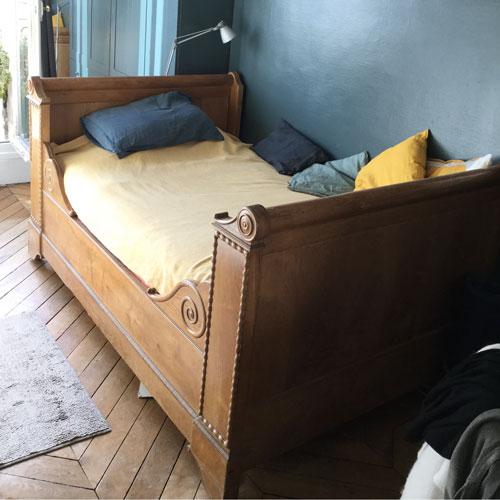 bois de lis | Qu'est ce qu'un lit ?